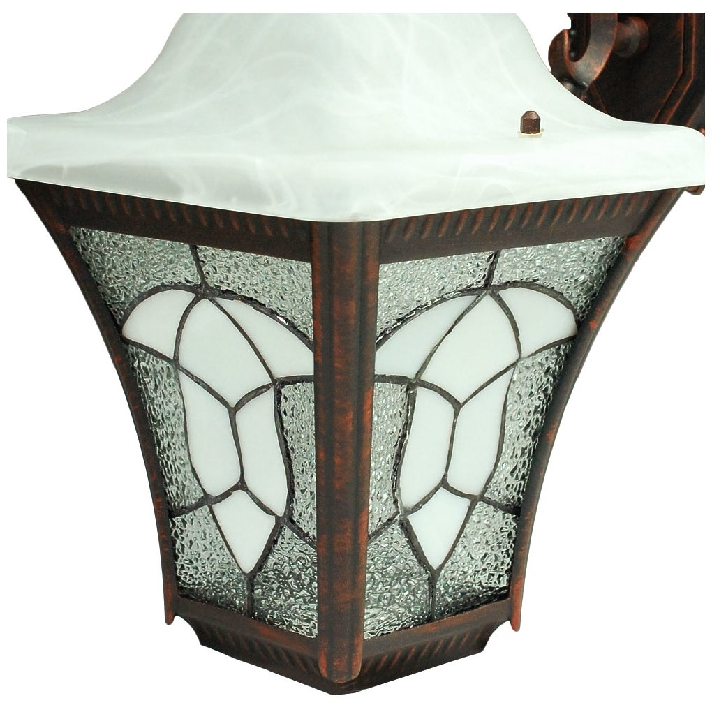 Etoplighting Meyda Tiffany Collection Exterior Outdoor Stained Glass Within Outdoor Mosaic Lanterns (View 6 of 20)