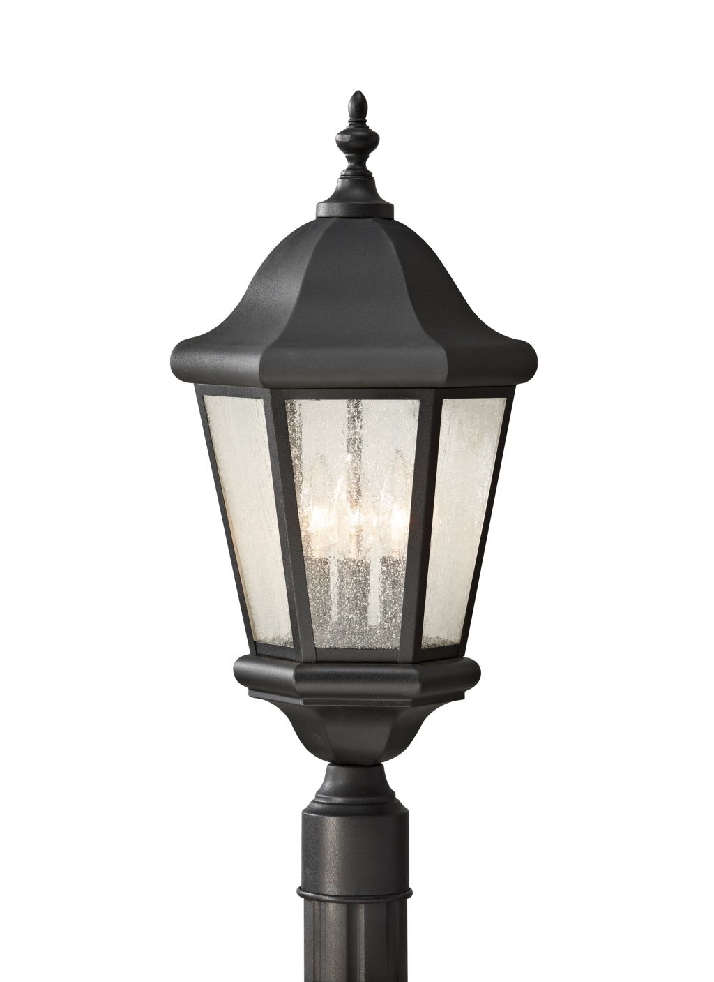 Exterior: Outdoor Decorative Lantern Lovely Outdoor Globe Post Inside Large Outdoor Electric Lanterns (Photo 13 of 20)