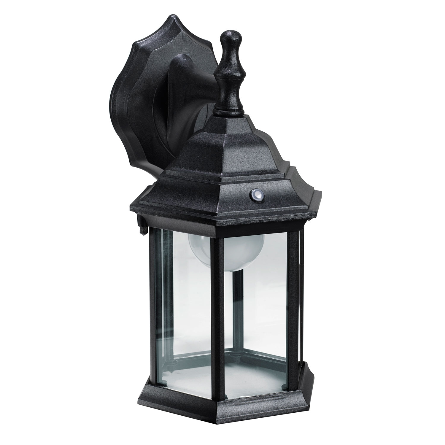 Exterior Wall Mounted Light Fixtures Led Outdoor Lights With throughout Outdoor Lanterns With Photocell (Image 2 of 20)