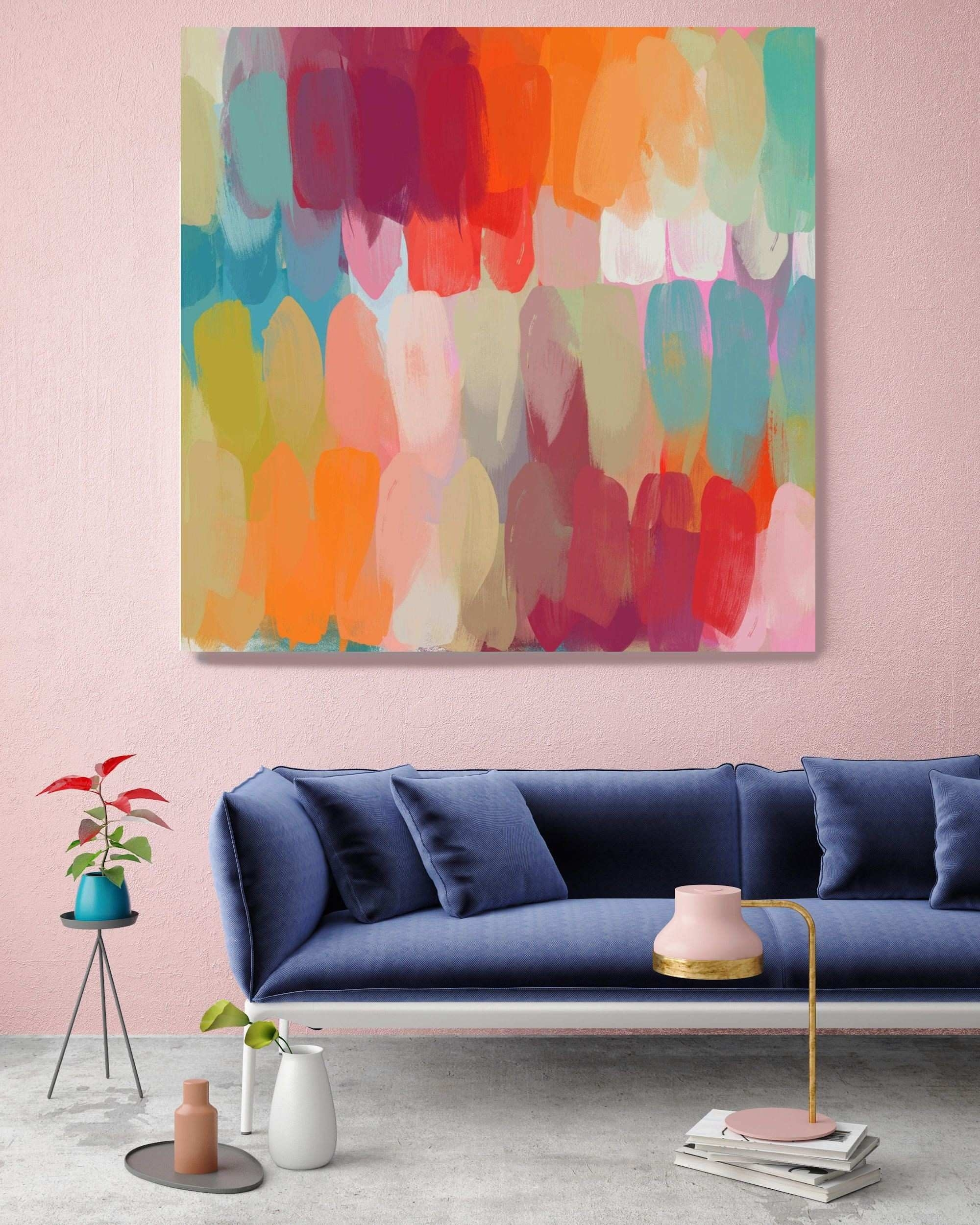 Extra Large Abstract Wall Art Beautiful The Journey Abstract With Large Abstract Wall Art (Photo 17 of 20)