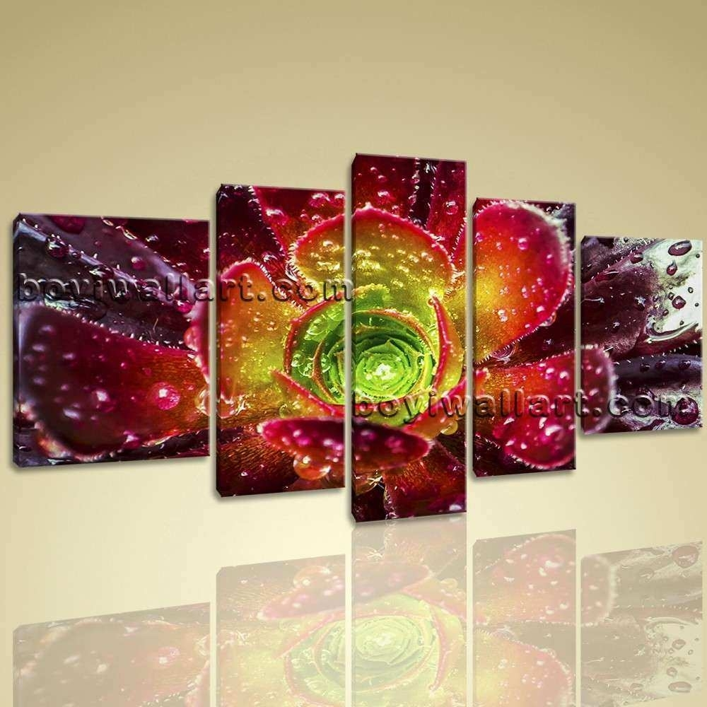 Extra Large Canvas Wall Art Fresh Extra Contemporary Abstract Floral For Modern Large Canvas Wall Art (Photo 14 of 20)