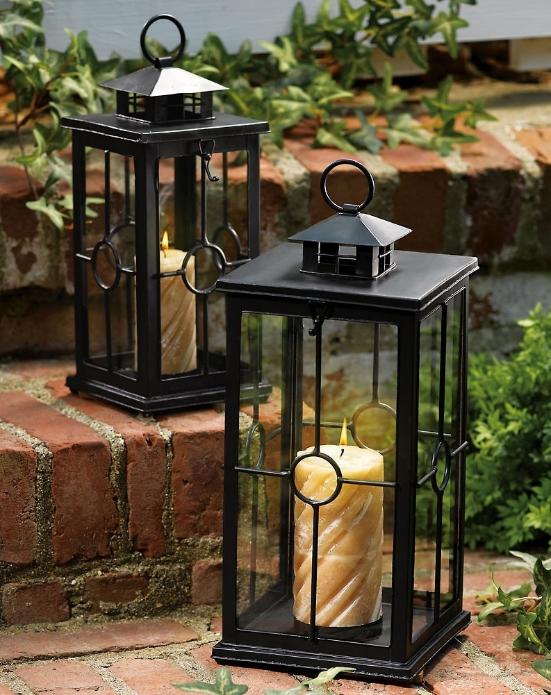 Extra Large Outdoor Candle Lanterns | Seattle Outdoor Art Intended For Large Outdoor Lanterns (Photo 5 of 20)