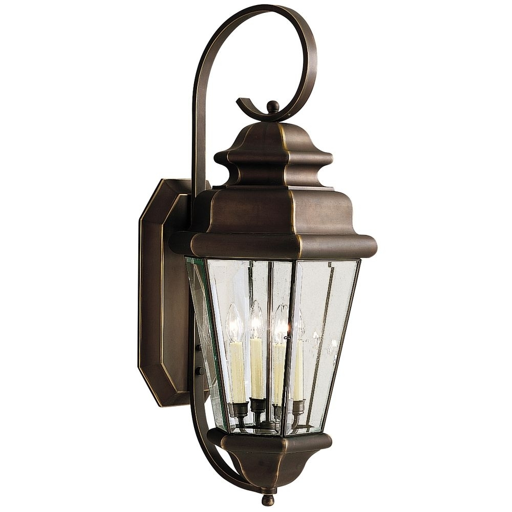 Extra Large Outdoor Wall Lights Lantern Contemporary Candle Light For Large Outdoor Wall Lanterns (Photo 13 of 20)