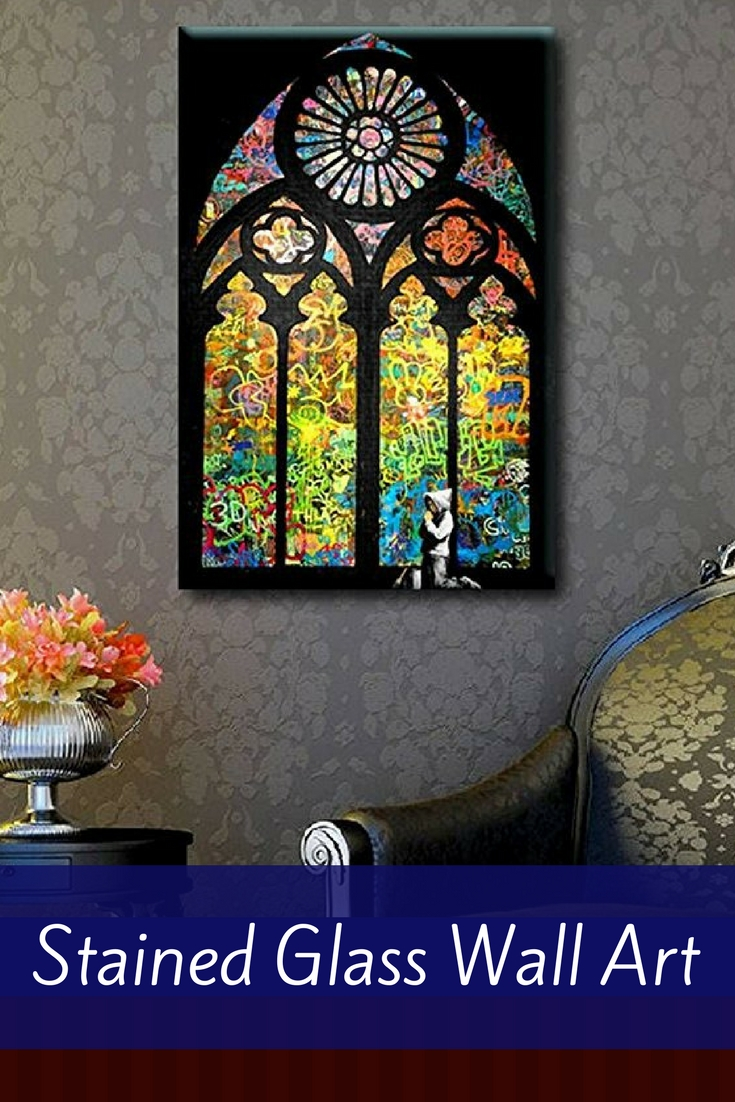 Extravagant, Trendy And Elegant Stained Glass Wall Art Decor With Regard To Stained Glass Wall Art (View 11 of 20)
