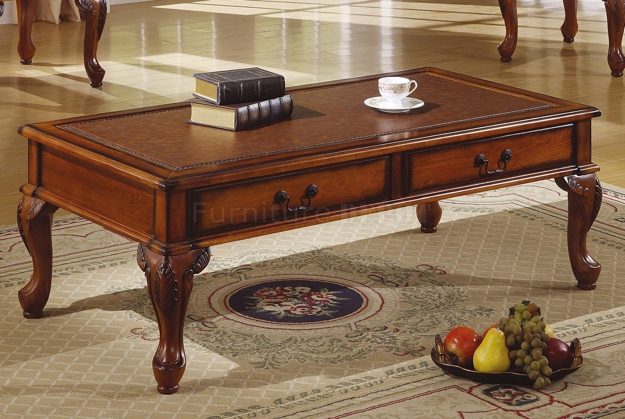 Fabulous Traditional Coffee Table With Coffee Table Mesmerizing inside Traditional Coffee Tables (Image 13 of 30)