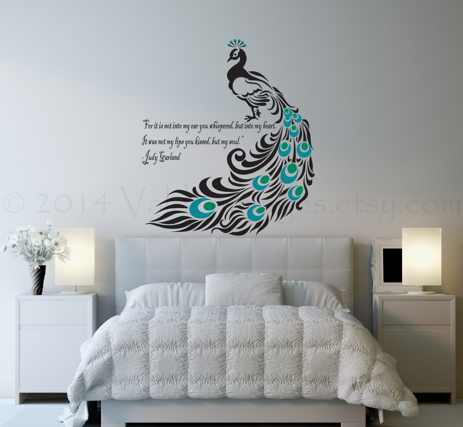 Fancy Wall Art Design Ideas Bedroom Ideal Artistic Walls Nice inside Bedroom Wall Art (Image 11 of 20)