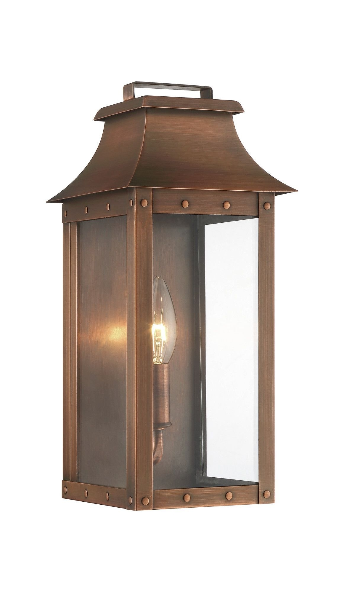 Features: -Manchester Collection. -Number Of Lights: 1. -Design in Outdoor Gas Lanterns (Image 6 of 20)