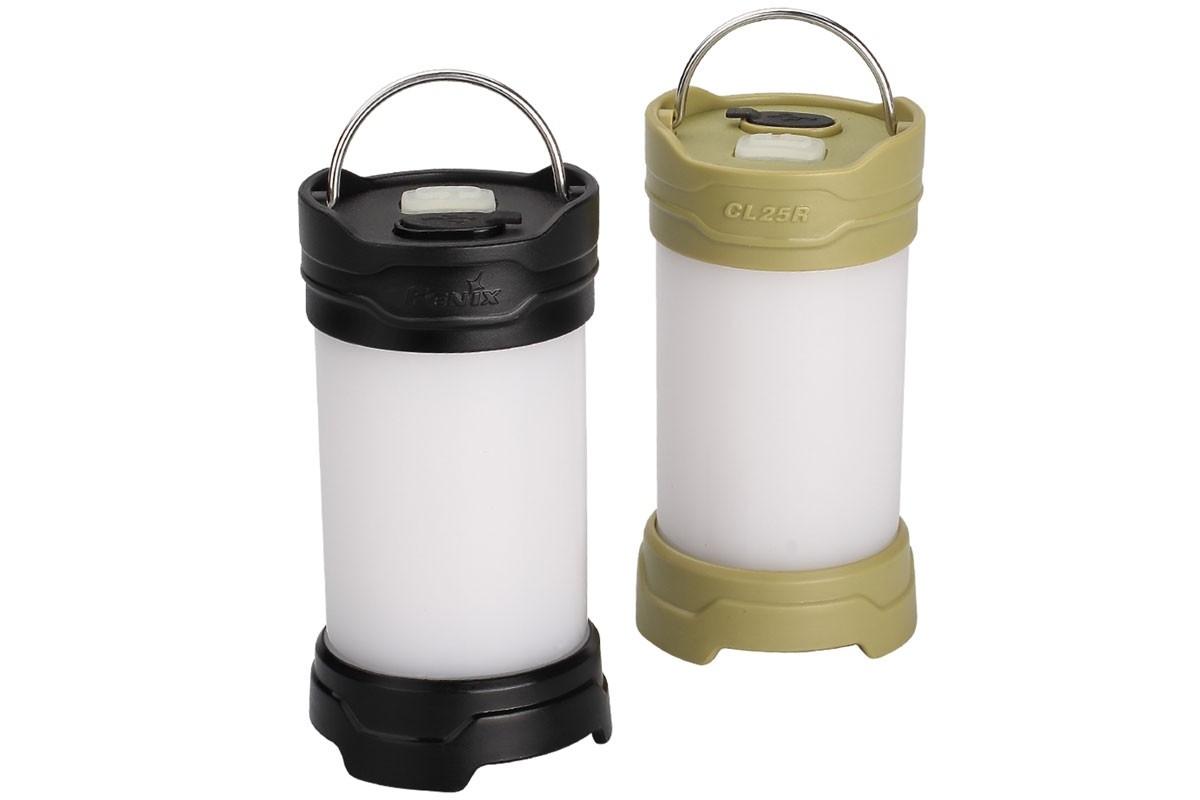 Fenix Cl25R Usb Rechargeable Lantern - Fenix Lighting in Outdoor Rechargeable Lanterns (Image 10 of 20)