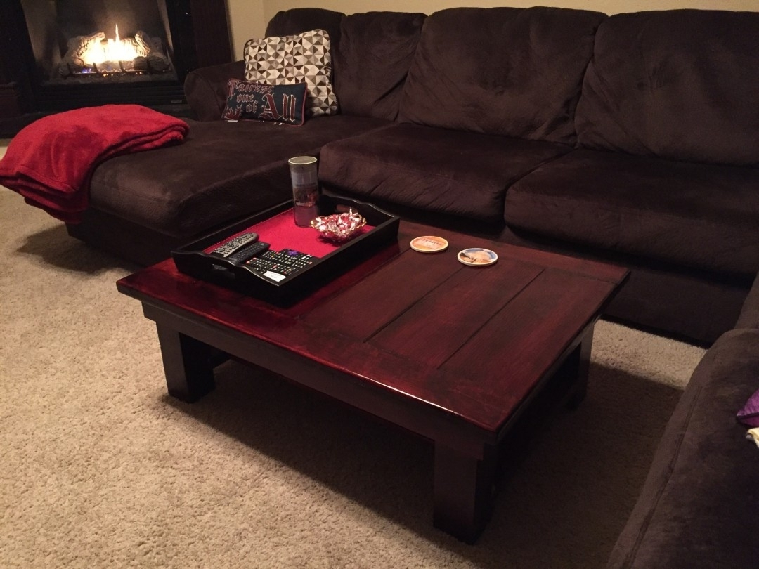 Flea Market Finds: Coffee Table Makeover - Two Jelly Beans with Jelly Bean Coffee Tables (Image 14 of 30)