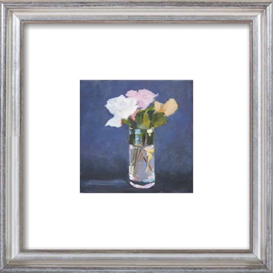 Flowers, Vase Framed Giclee Print, Artfully Walls | Joss & Main throughout Artfully Walls (Image 13 of 20)