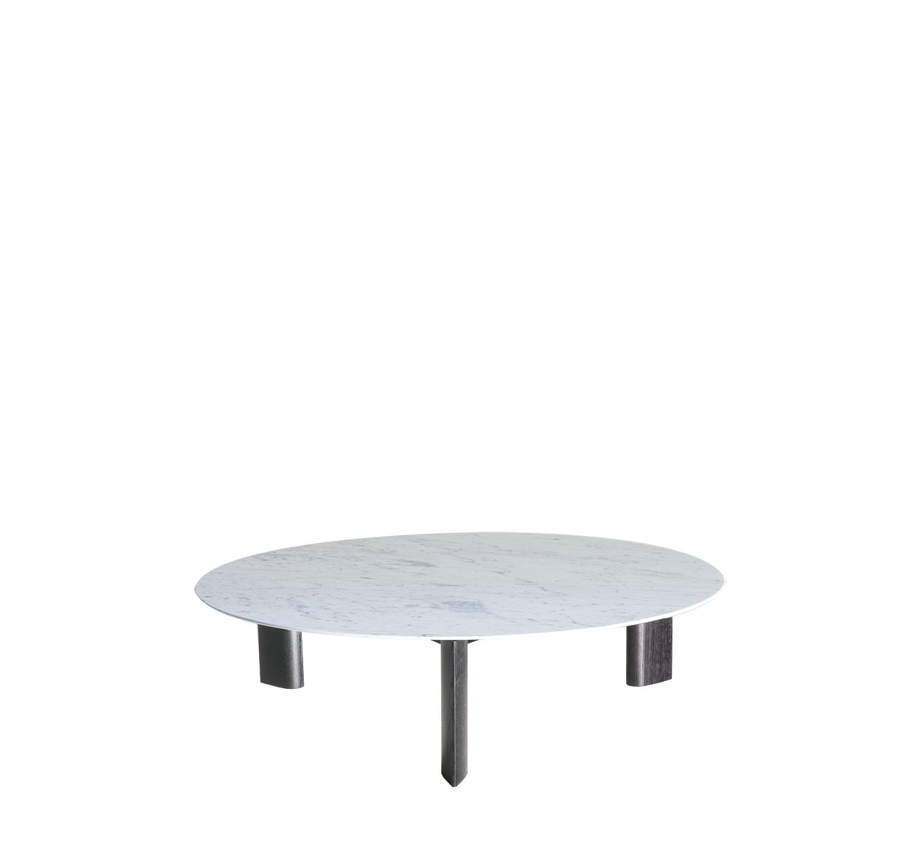Fourdrops pertaining to Intertwine Triangle Marble Coffee Tables (Image 14 of 30)