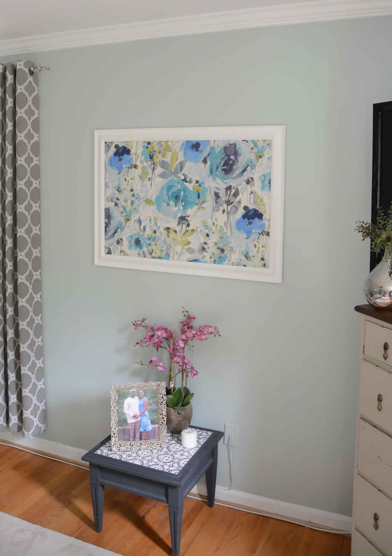 Framed Fabric Wall Art Makes A Fabulous Statement | Arrow Projects within Fabric Wall Art (Image 13 of 20)