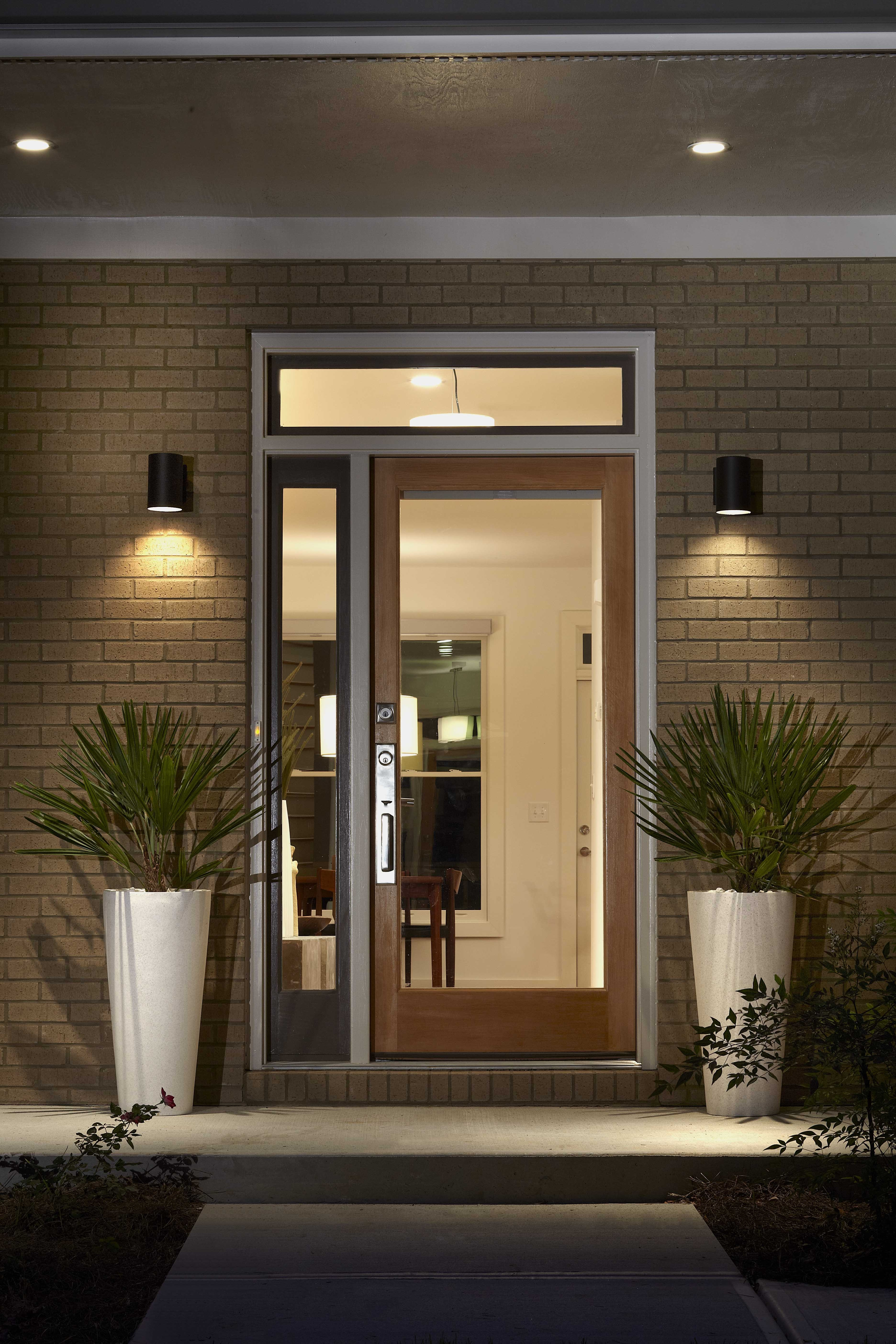 Front Door Wall Lights - Ehindtimes in Outdoor Lanterns For Front Door (Image 9 of 20)