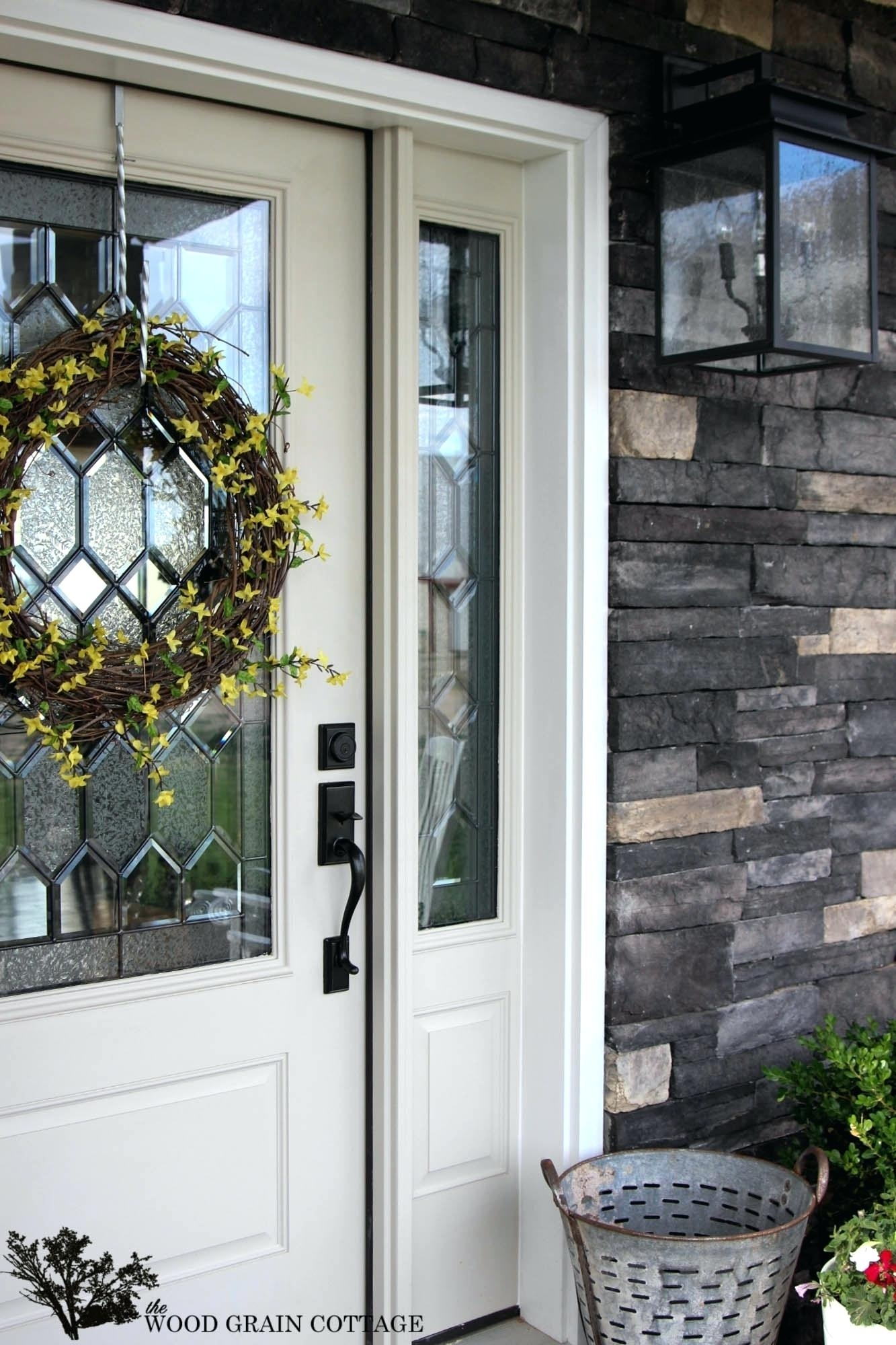Front Doors : Outdoor Front Door Hanging Light Front Door Design pertaining to Outdoor Door Lanterns (Image 11 of 20)