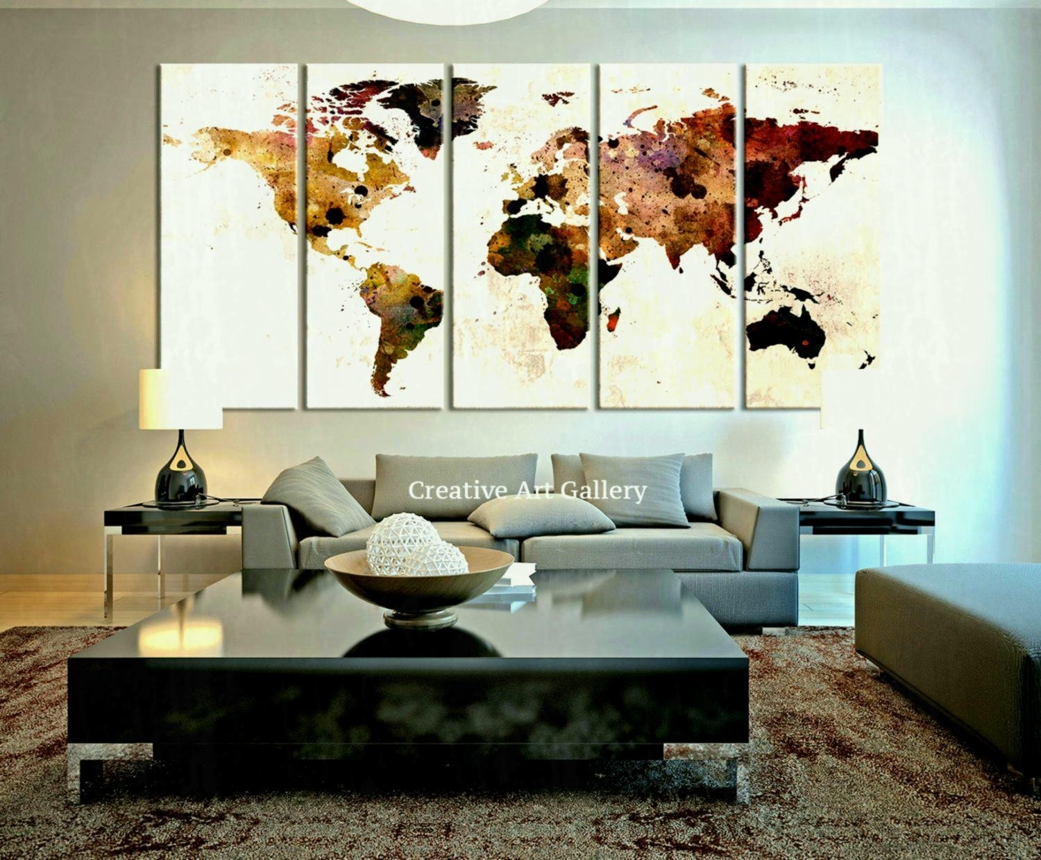 Full Size Of Oversized Canvas Wall Art Sets Home Decor Piece with Oversized Wall Art (Image 11 of 20)