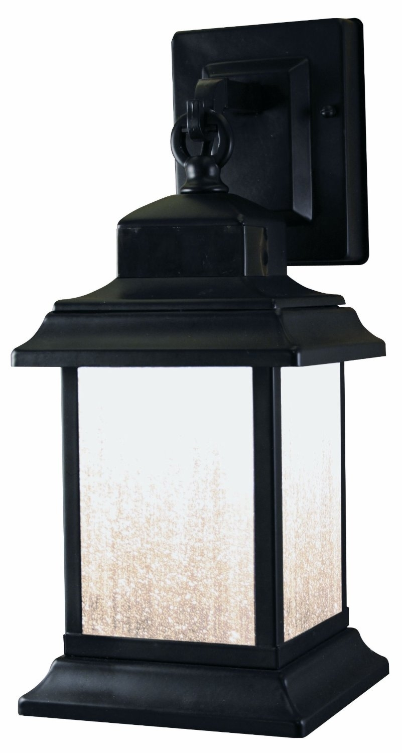 Furniture Benefits Led Outdoor Sensor Light Warisan Lighting Lights With Outdoor Lanterns At Bunnings (View 11 of 20)