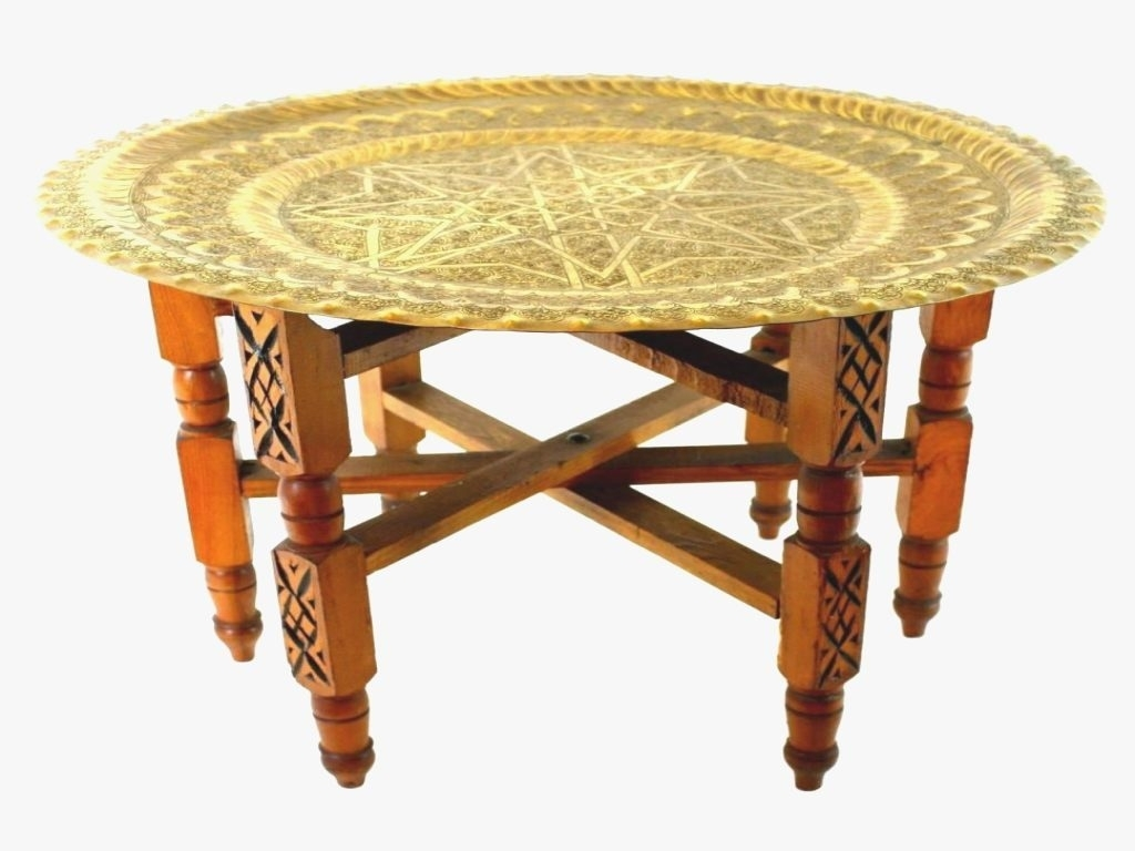 Furniture: Moroccan Dining Table Beautiful Magnificent Coffee Tables for Marrakesh Side Tables (Image 1 of 30)