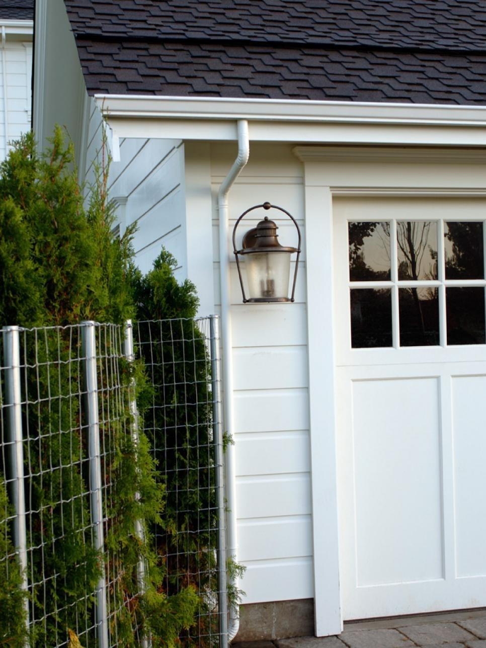 Garage Outdoor Lights | Lighting And Ceiling Fans with regard to Outdoor Lanterns for Garage (Image 13 of 20)