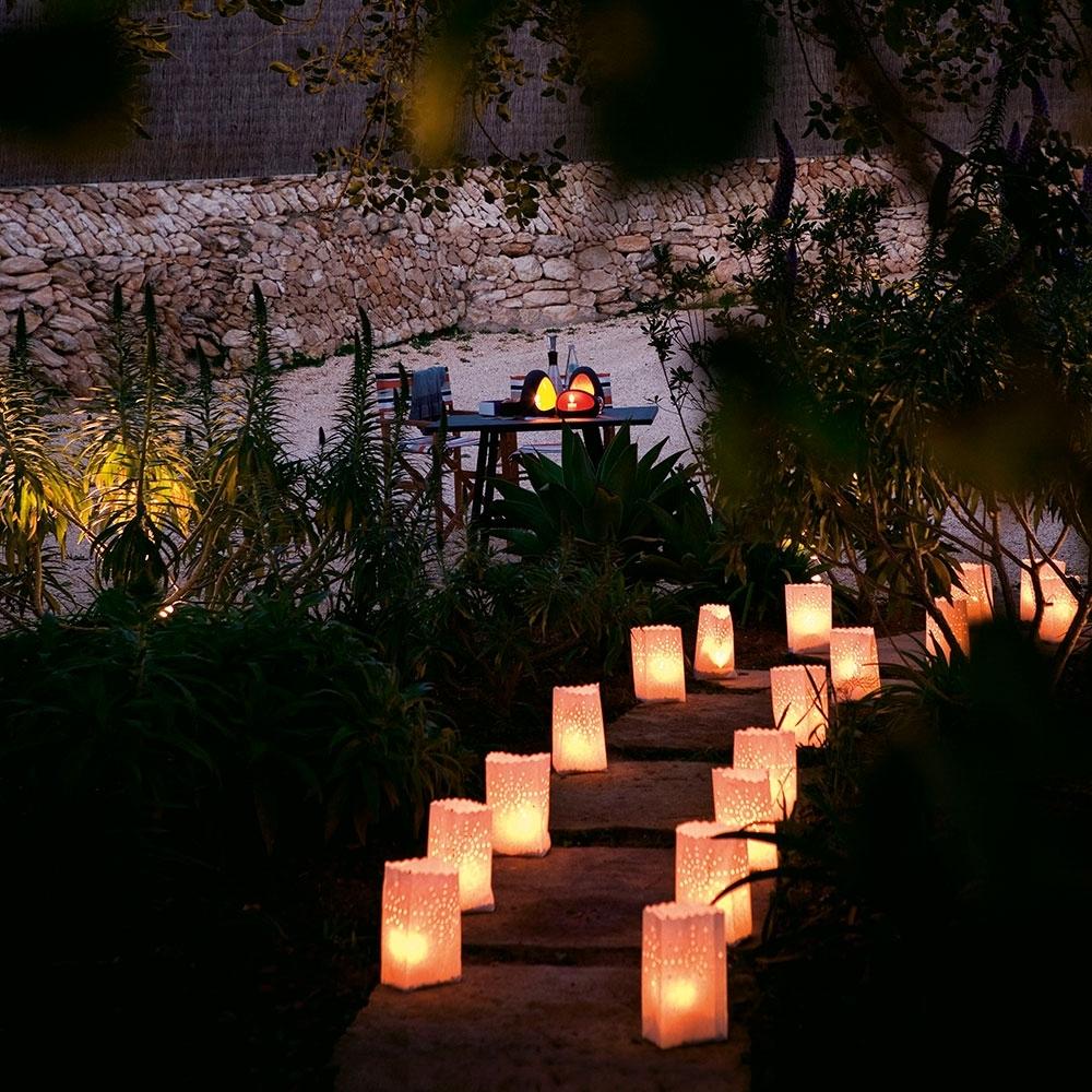Garden Lighting Ideas – Garden Lighting – Garden Lighting Solar regarding Outdoor Lighting Japanese Lanterns (Image 7 of 20)