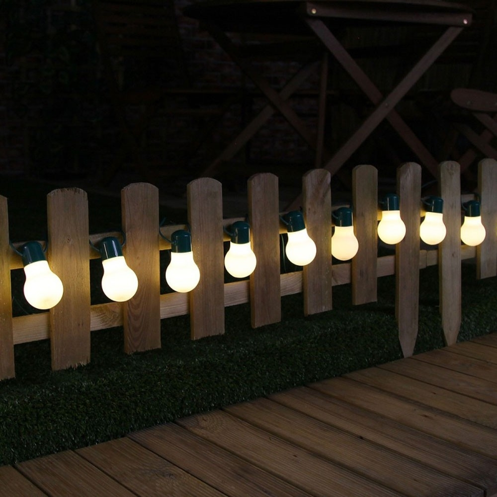 Garden Mains Powered Garden Lights Waterproof Led Garden Lights intended for Outdoor Mains Lanterns (Image 6 of 20)