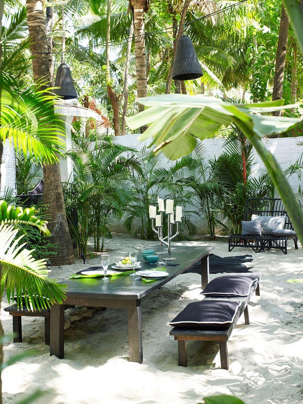Garden Photos | Tropical Garden | Pinterest | Tropical Garden In Outdoor Tropical Lanterns (View 7 of 20)