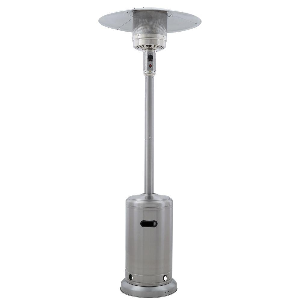 Gardensun 41,000 Btu Stainless Steel Propane Patio Heater-Hss-A-Ss with regard to Outdoor Propane Lanterns (Image 9 of 20)