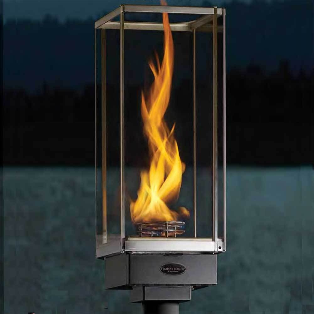Gas Outdoor Lights - Outdoor Lighting Ideas intended for Outdoor Propane Lanterns (Image 10 of 20)