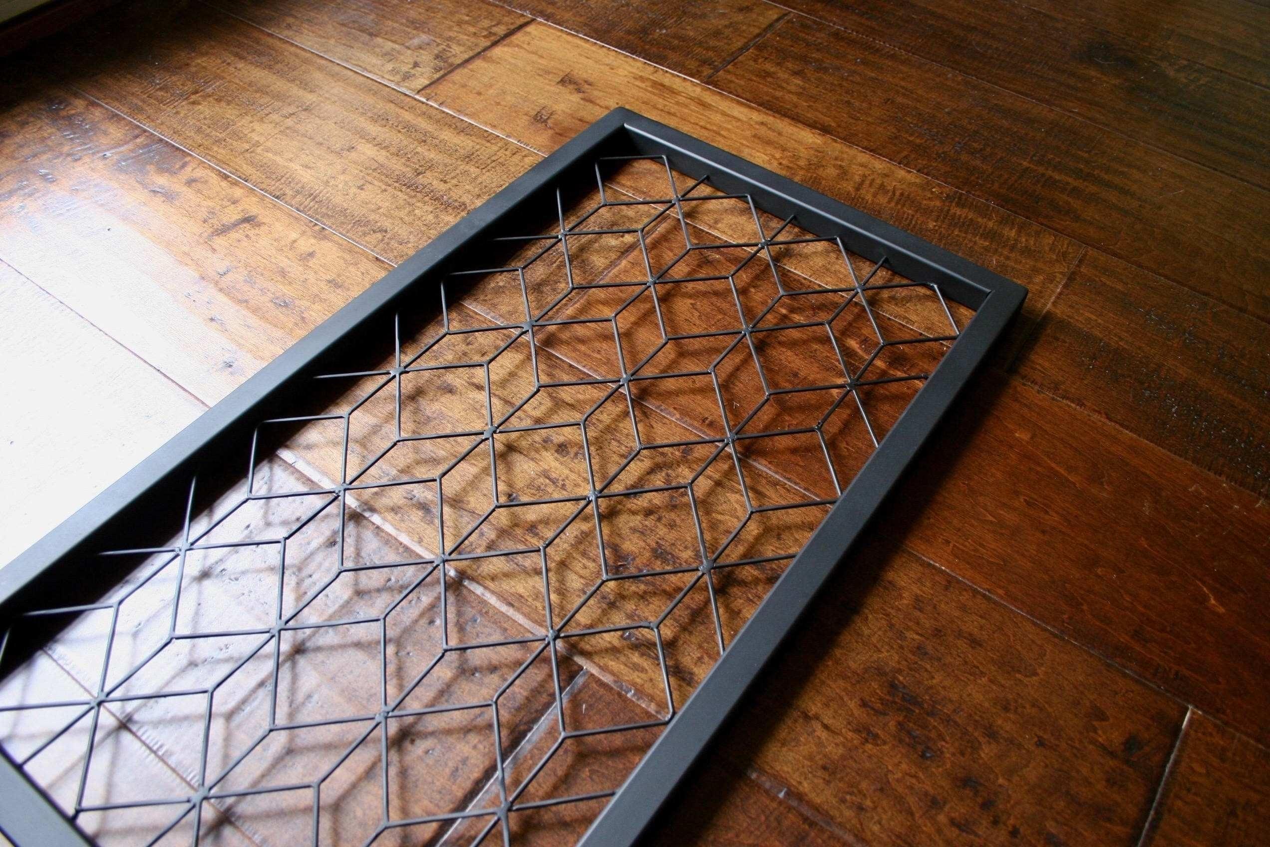 Geometric Wall Decor Awesome Metal Wall Art Panels Fresh 1 Kirkland With Geometric Metal Wall Art (View 15 of 20)