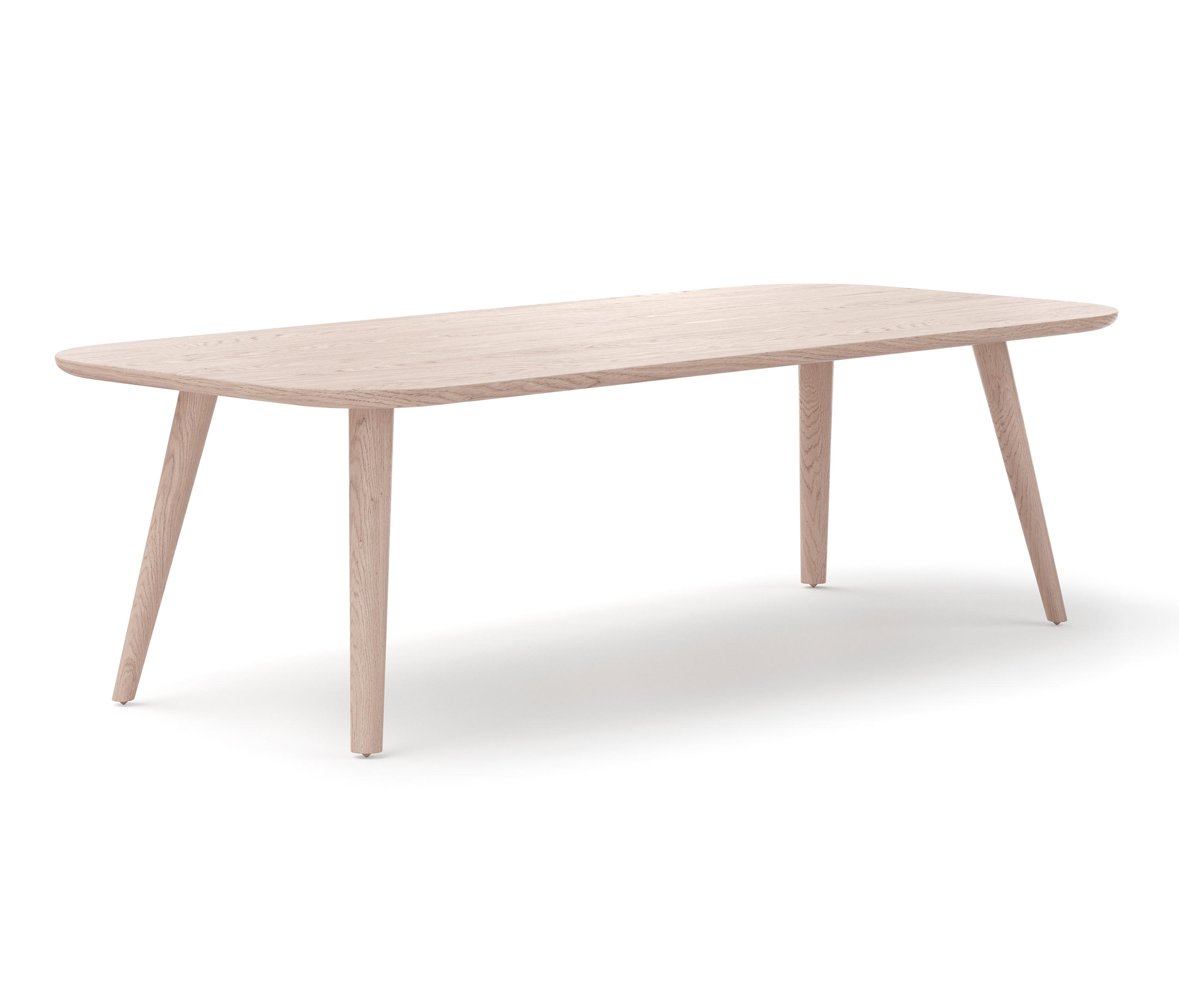 Geometry 71036 - Coffee Tables From Keilhauer | Architonic in Element Ivory Rectangular Coffee Tables (Image 9 of 30)