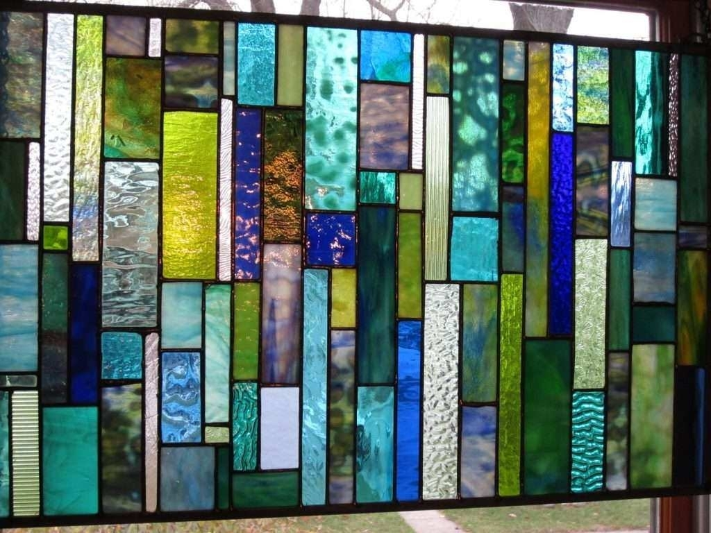 Glass Wall Art And Decor Inspirational Wall Art Designs Glass Wall Inside Stained Glass Wall Art (View 13 of 20)
