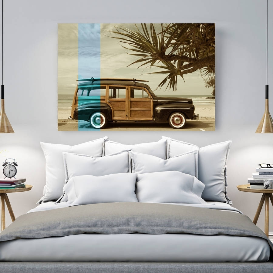 Going To California, Canvas Artsiesta Studio inside California Wall Art (Image 15 of 20)