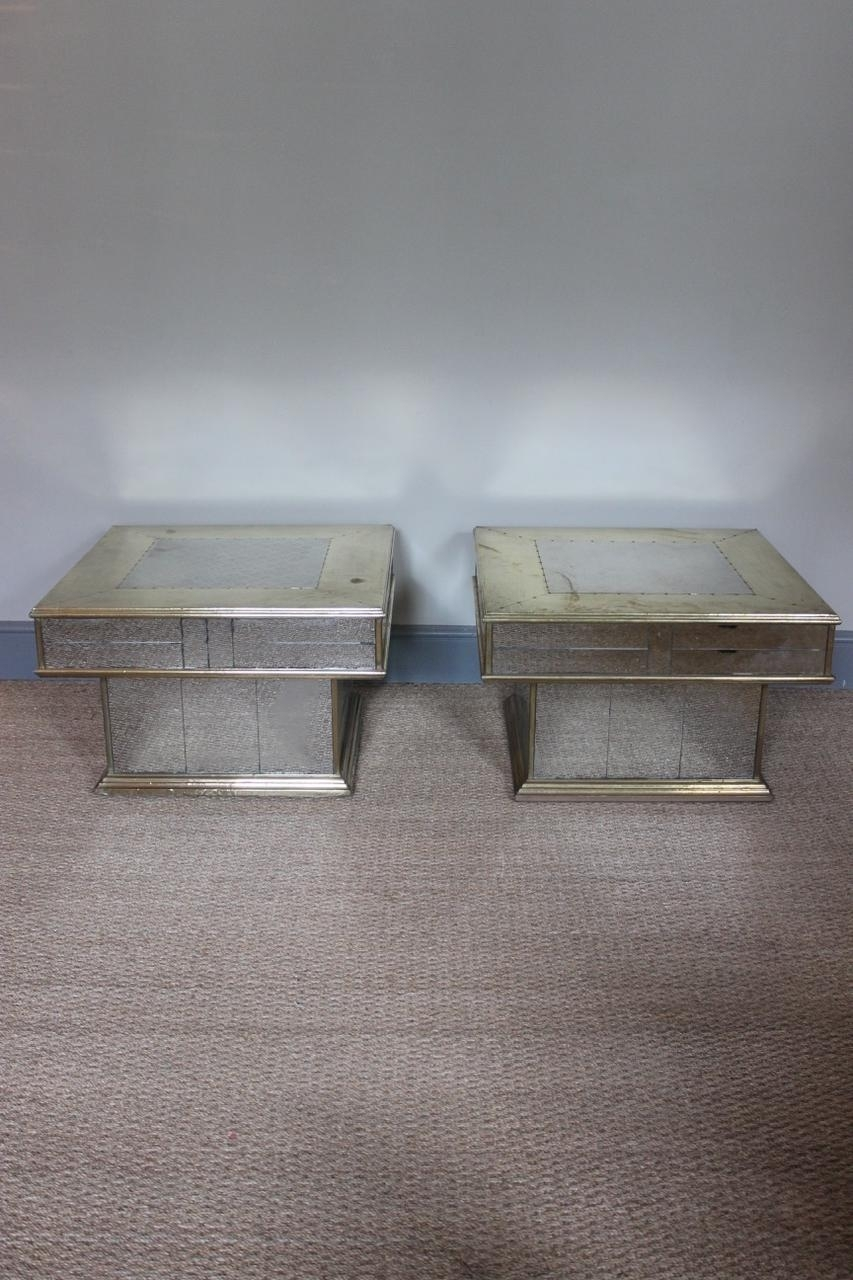 Good Pair Of 1970S Spanish Sofa/end Tables – Coffee / Low Tables Pertaining To Spanish Coffee Tables (View 13 of 30)