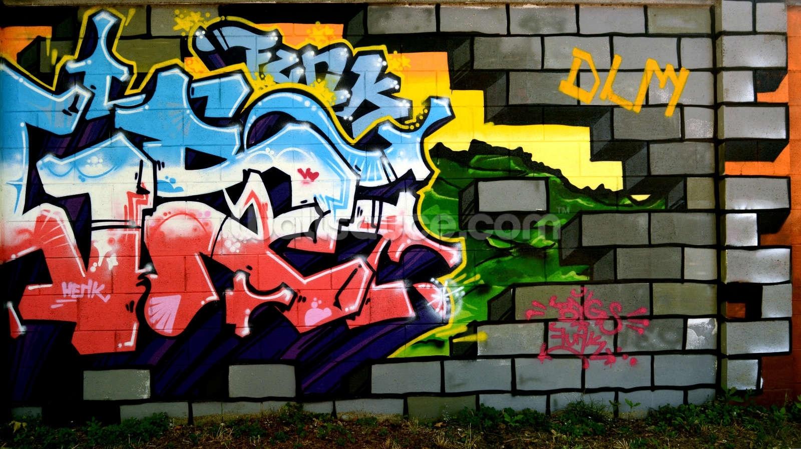 Graffiti Wall Art – Www (View 12 of 20)