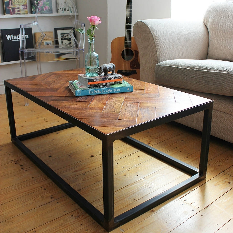 Great Parquet Coffee Table With Coffee Table Round Coffee Tables On pertaining to Parquet Coffee Tables (Image 13 of 30)