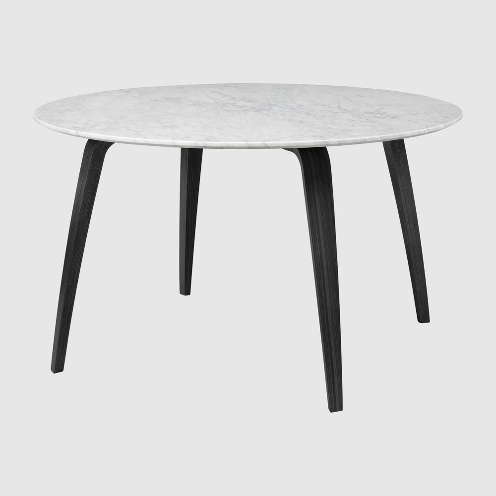 Gubi intended for Smart Round Marble Top Coffee Tables (Image 13 of 30)
