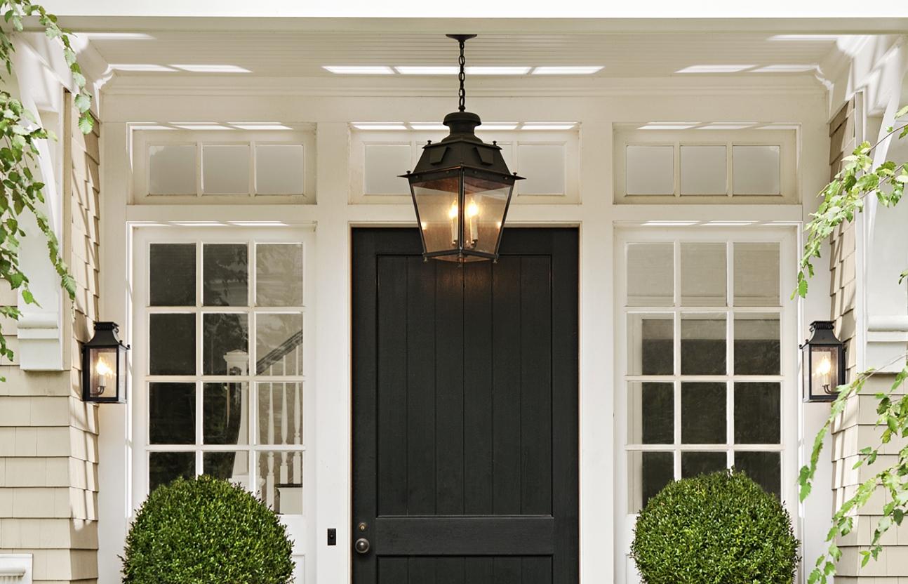 Guida Door & Window: Blog : Outdoor Lighting That Enhance Your Entry Way regarding Outdoor Storm Lanterns (Image 6 of 20)