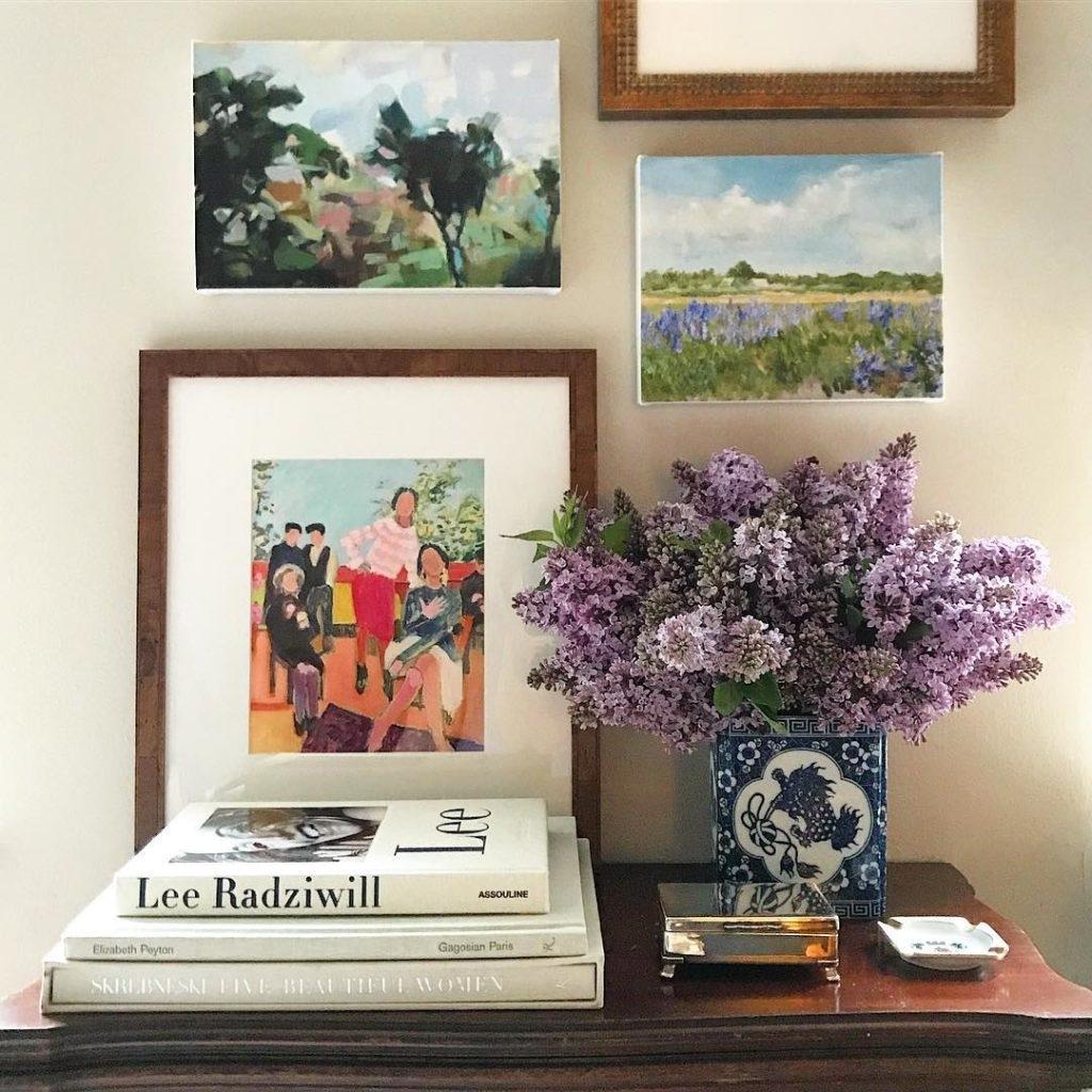 Habitually Chic® » Affordable Art At Artfully Walls with regard to Artfully Walls (Image 14 of 20)