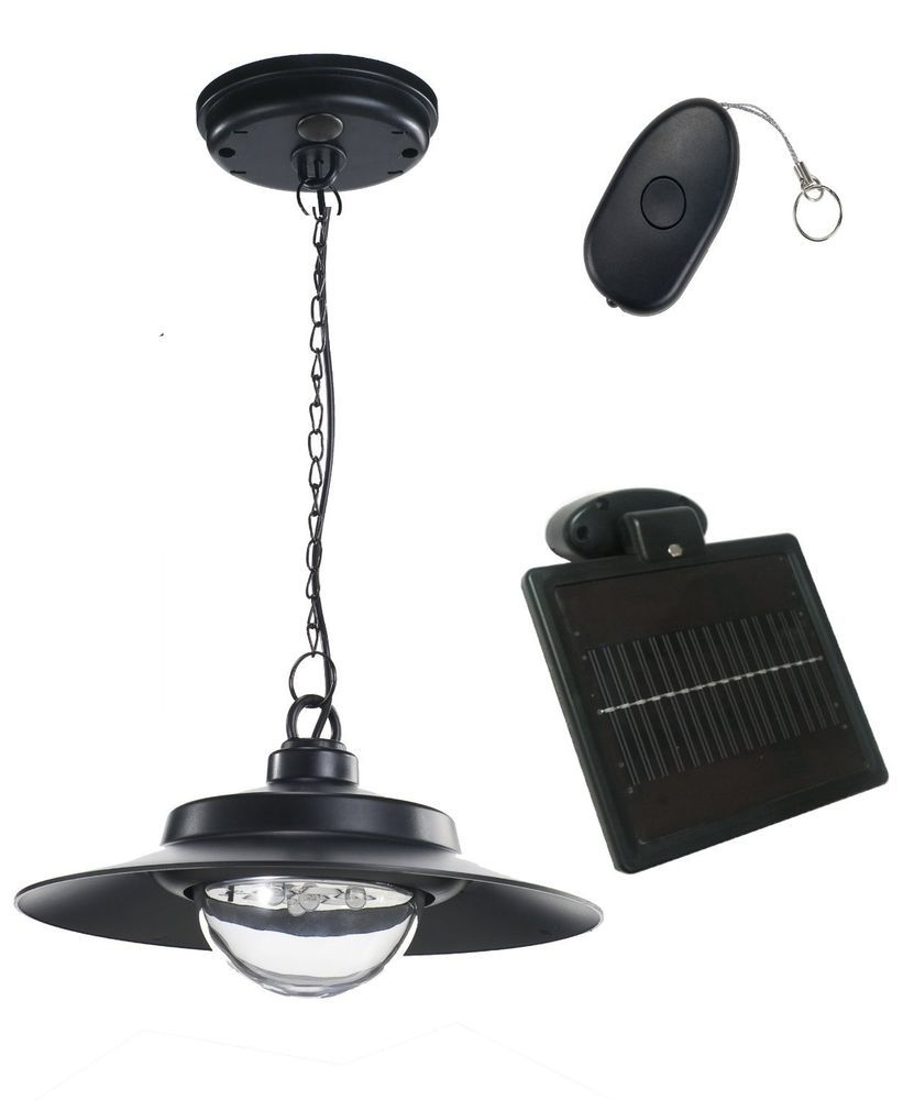 Hanging Solar Light Powered Led Indoor Outdoor Lantern Powered with regard to Outdoor Lanterns With Remote Control (Image 6 of 20)