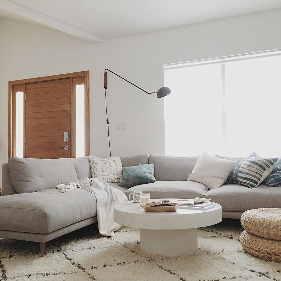 Happy Weekend | Living Rooms, Room And Nest in Shroom Coffee Tables (Image 14 of 30)