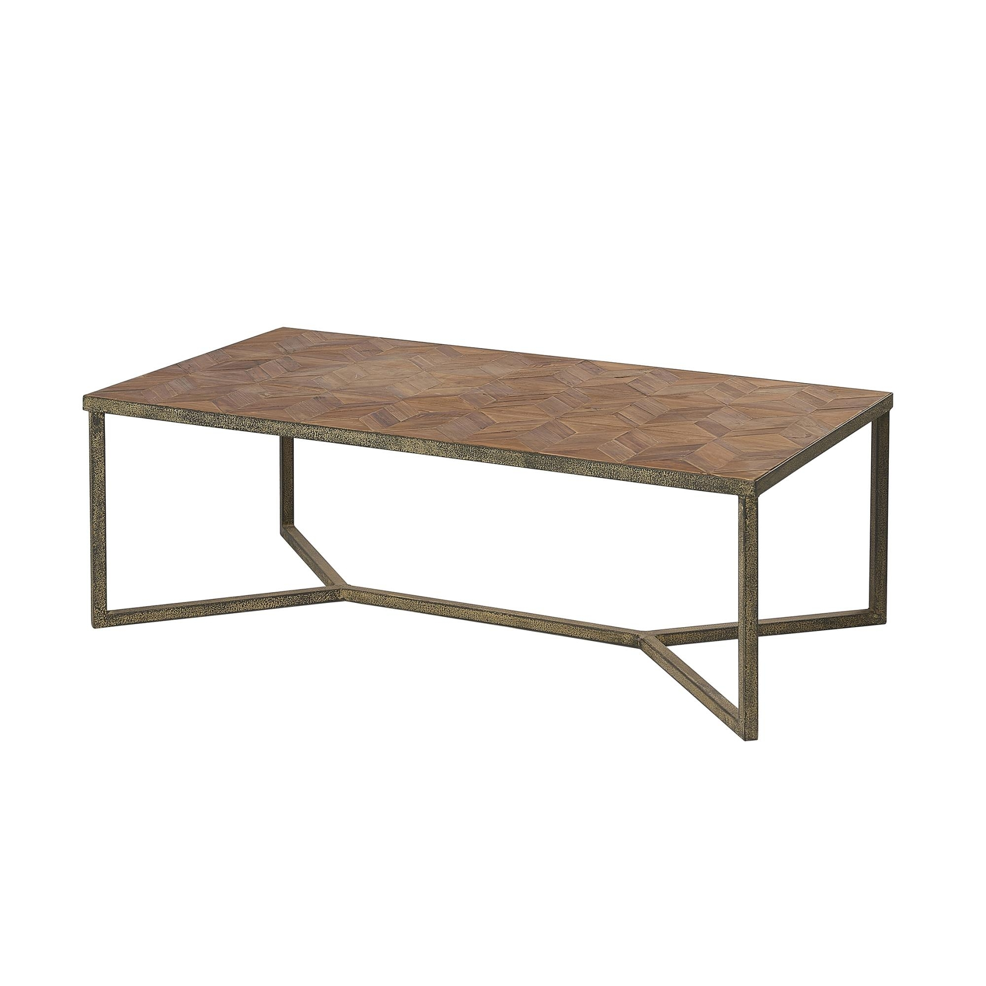 Havana Parquet Top Coffee Table - Time And Tide within Parquet Coffee Tables (Image 15 of 30)