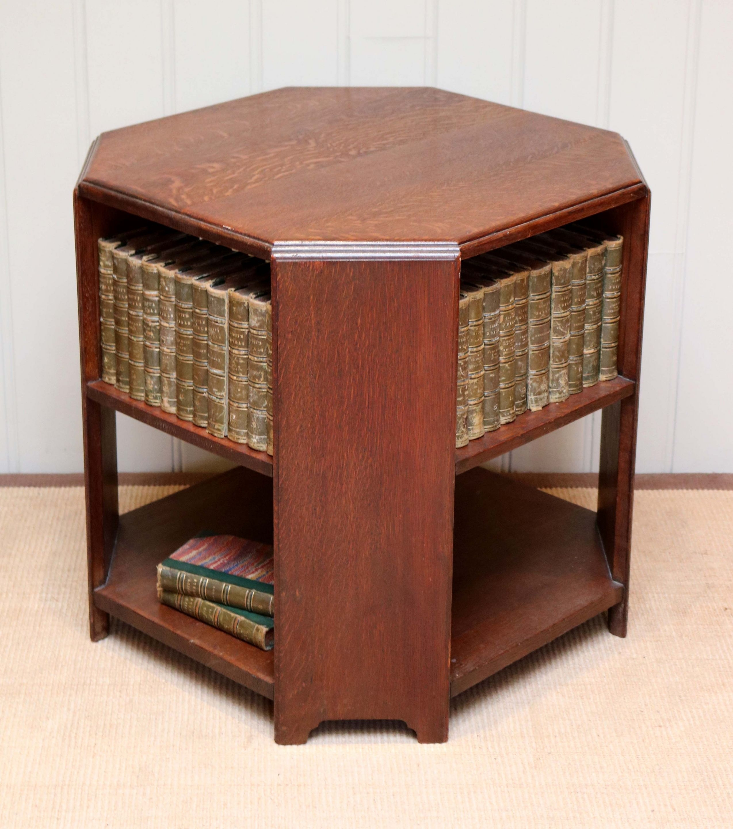 Heals Art Deco Octagonal Coffee Table (C. 1930 English) From Worboys within Antiqued Art Deco Coffee Tables (Image 27 of 30)