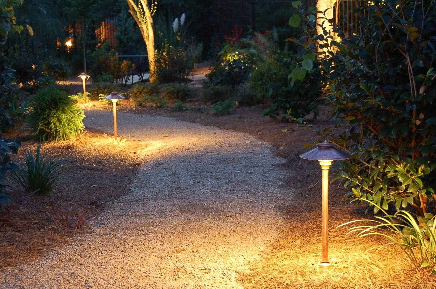 Helpful Hints On Low Voltage Landscape Lighting Transformers Throughout Outdoor Landscape Lanterns (View 8 of 20)