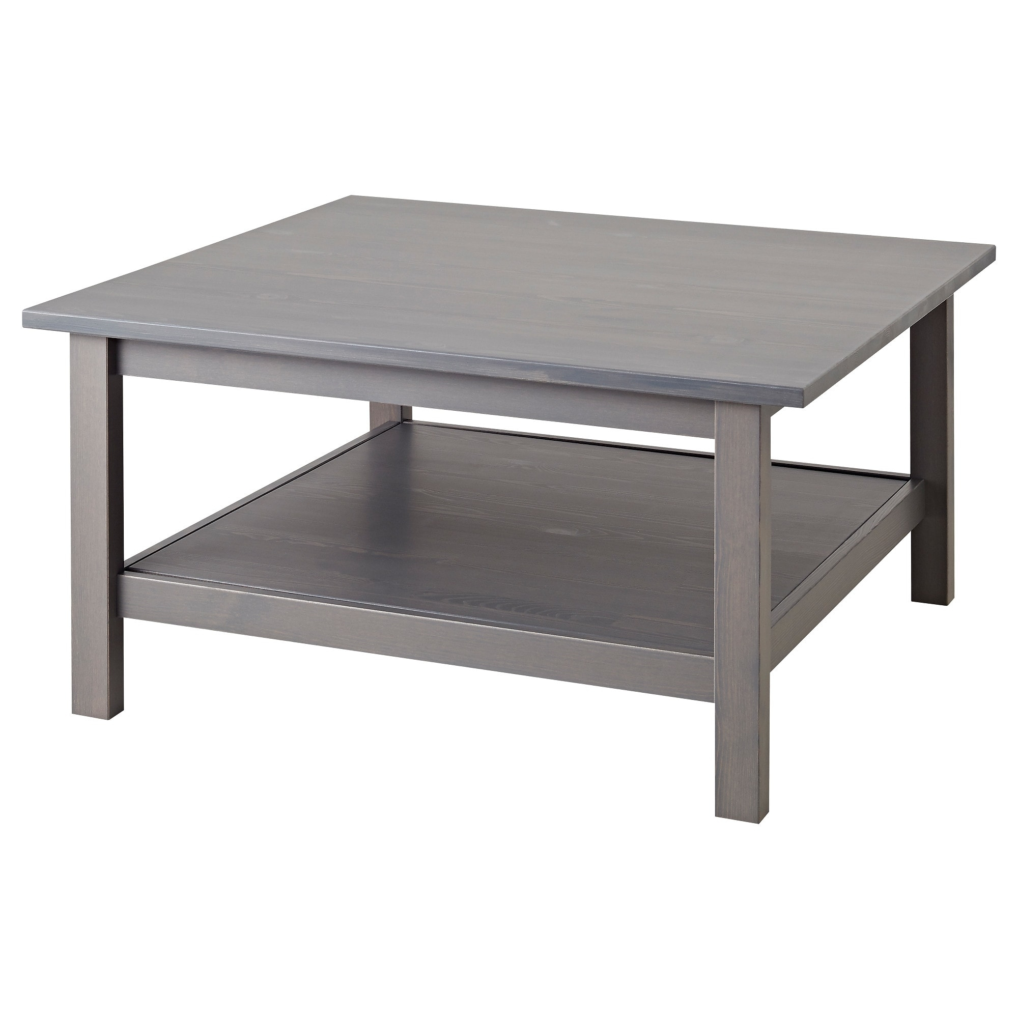 Hemnes Coffee Table - Black-Brown - Ikea intended for Go-Cart White Rolling Coffee Tables (Image 19 of 30)