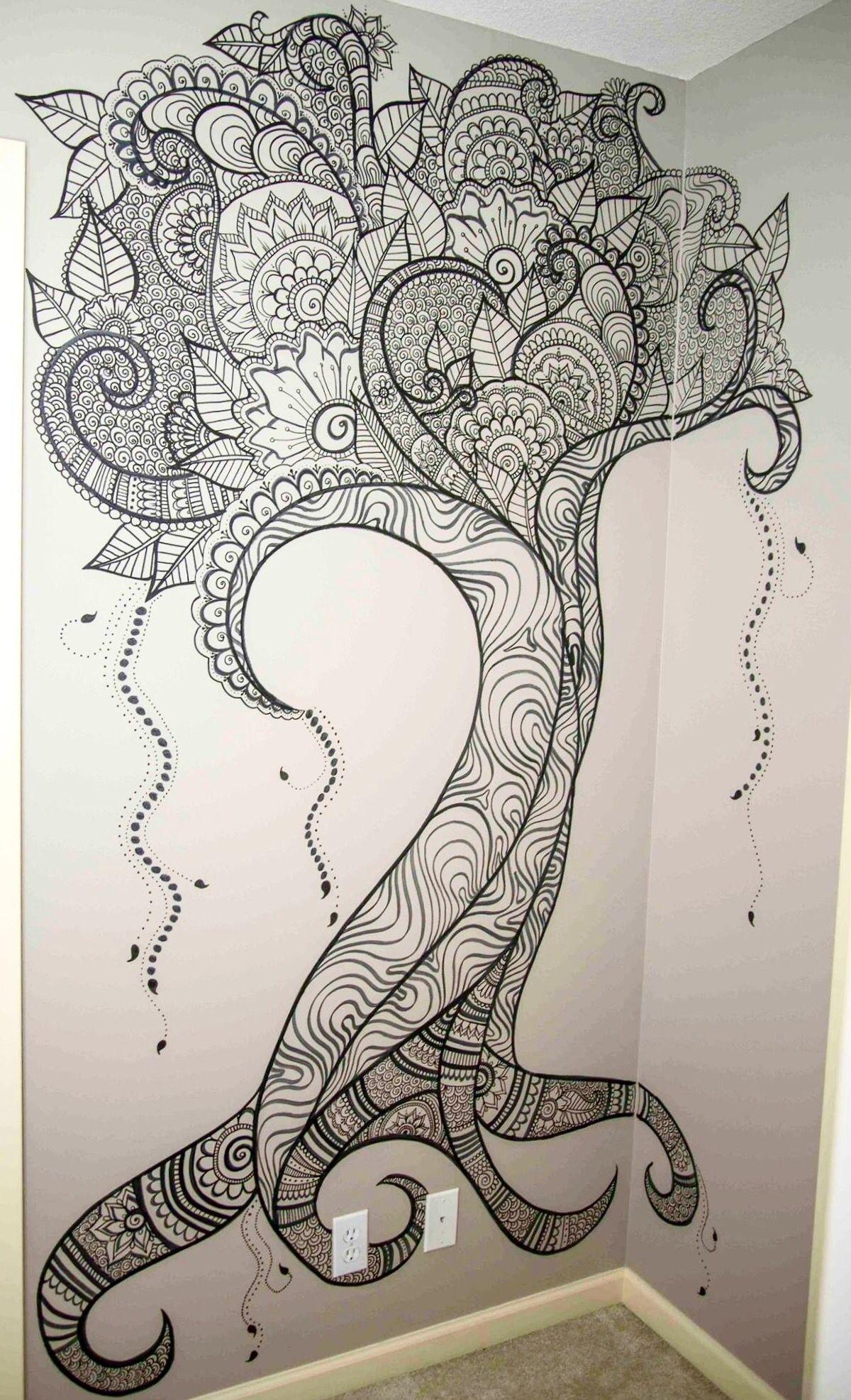Featured Photo of Henna Wall Art
