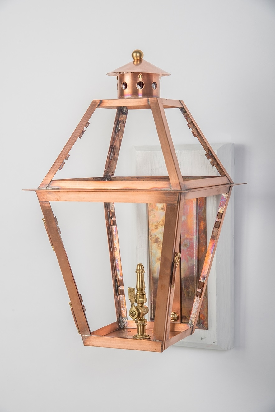Home | Carolina Lanterns & Lighting Online Store, Charleston Sc With Copper Outdoor Lanterns (View 8 of 20)