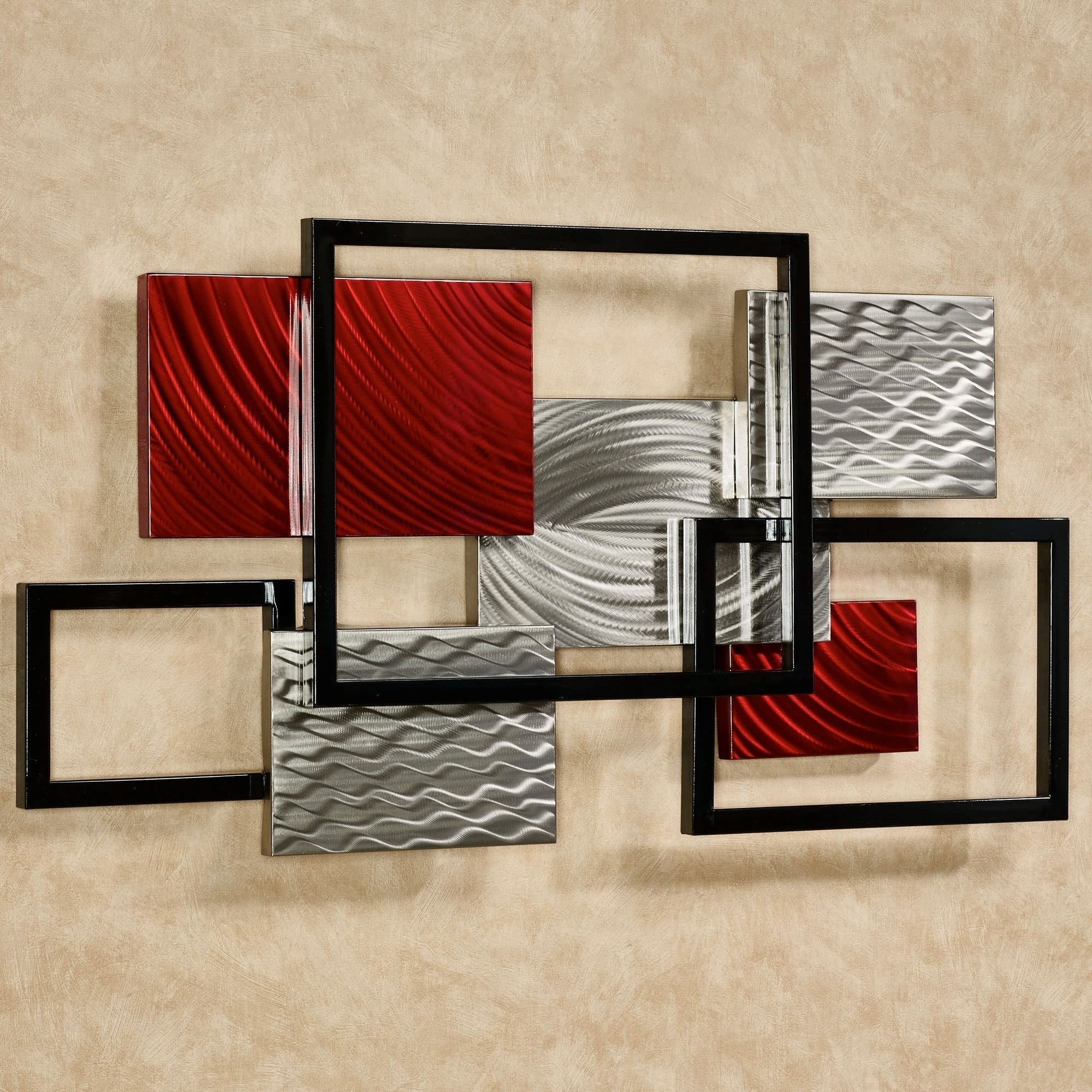 Home Creative Curious 15 Best Collection Of Geometric Modern Metal throughout Modern Metal Wall Art (Image 7 of 20)