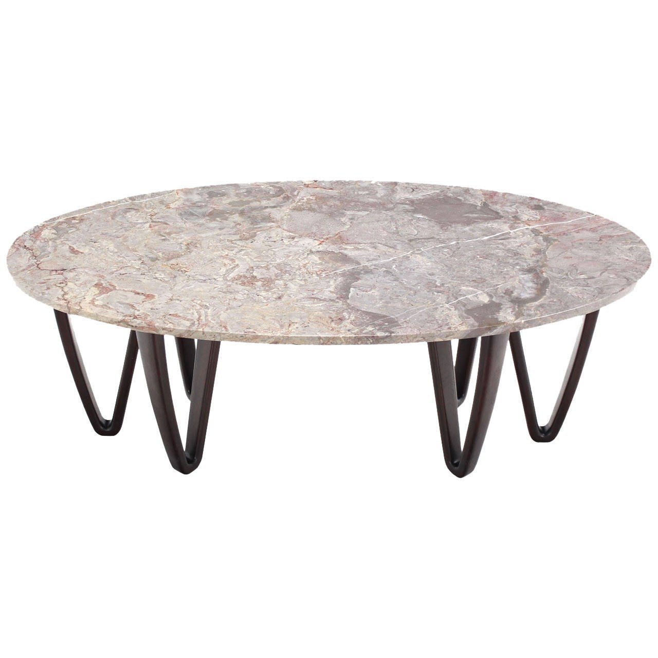 Home Decor: Amusing Marble Top Coffee Table And Oval Table On Wooden Pertaining To Smart Round Marble Top Coffee Tables (View 14 of 30)
