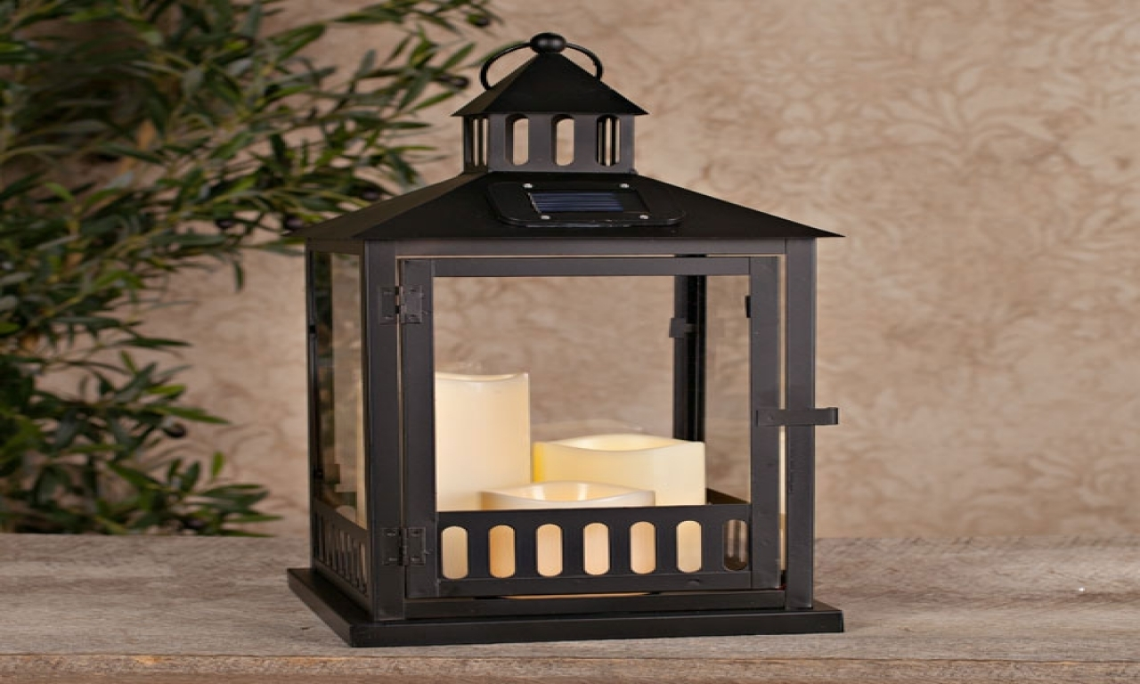 Featured Photo of Outdoor Lanterns At Target