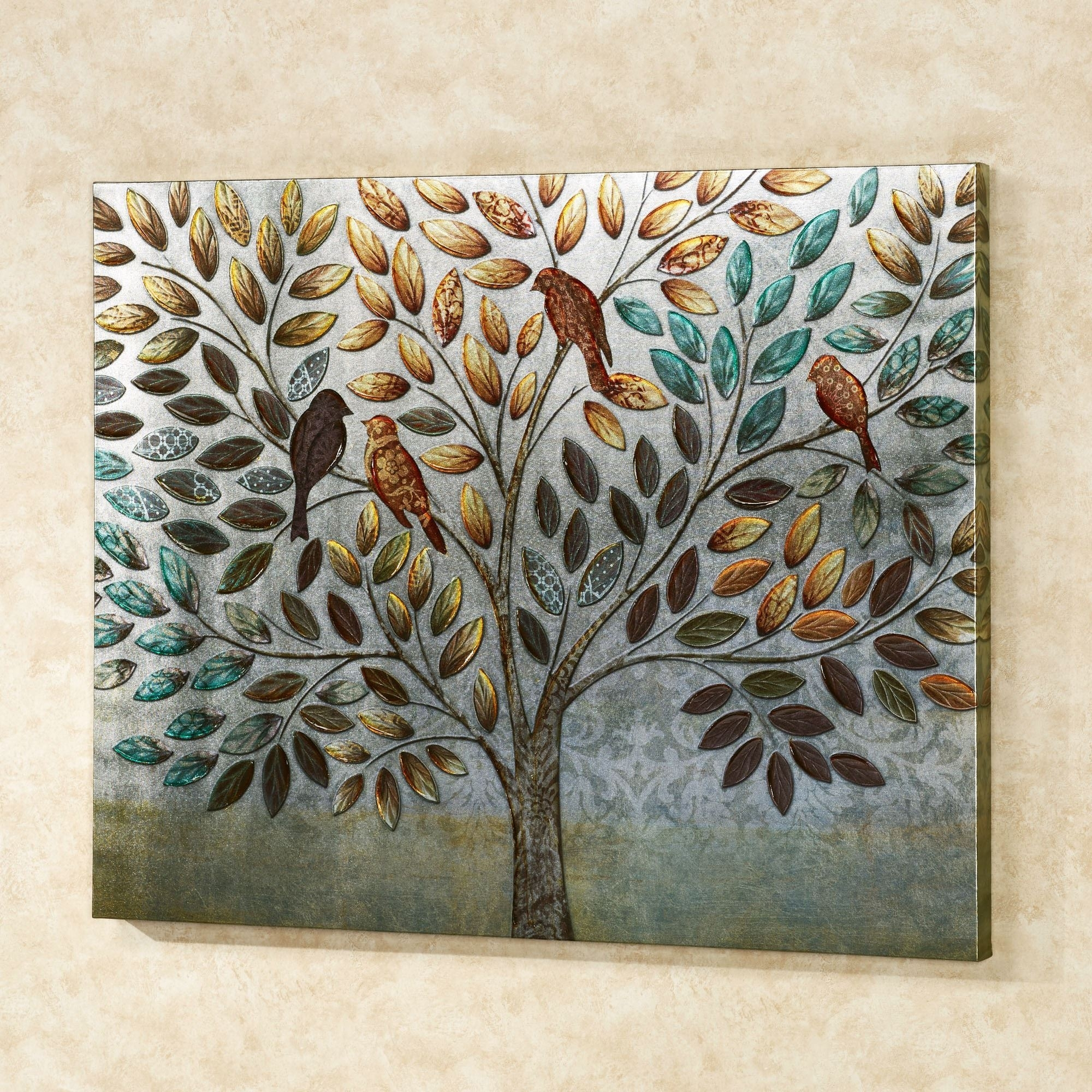 Home Decor: Bautiful Canvas Artwork Perfect With Natures Splendor intended for Bird Framed Canvas Wall Art (Image 14 of 20)