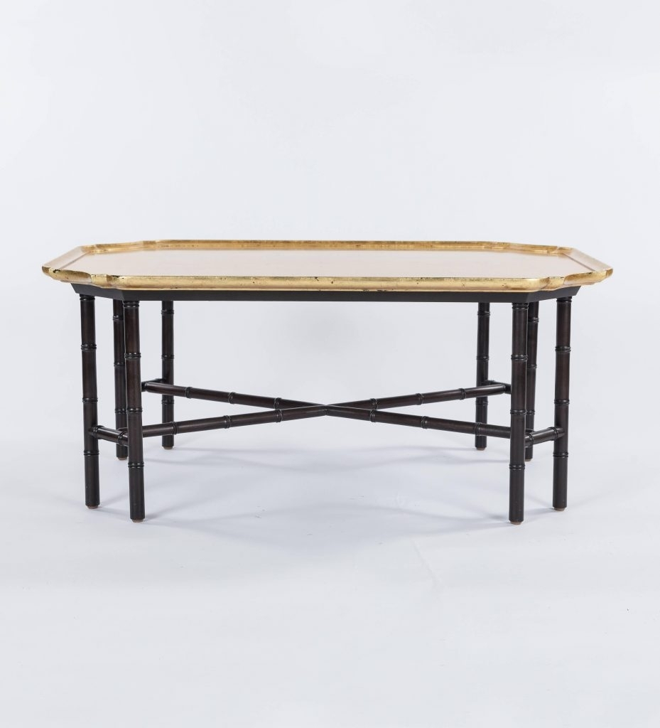 Home Design: Gold Leaf Coffee Table | Wwwmedicalpharm throughout Gold Leaf Collection Coffee Tables (Image 16 of 30)